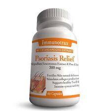 Psoriasis & Eczema Treatment - Immunotrax Psoriasis Relief Formula