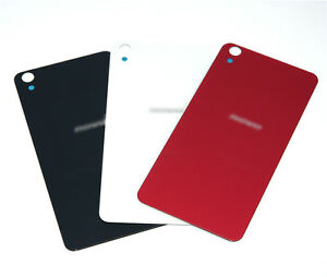 half off 03711 91a33 Details about Battery Back Cover Door Housing Glass Case +Adhesive Attached  For Lenovo S850