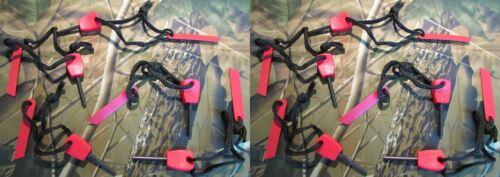 20 X Magnesium Flint /& Steel Striker Survival Fire Lighter Stick Camping Hunting