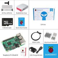 Raspberry Pi 3 Model B -Basic, Starter, Complete, Ultimate, Accessory,Camera Kit