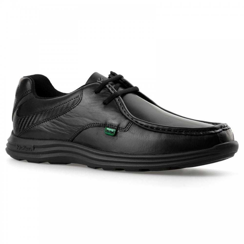60de3795ebb6 Kickers Kickers Kickers Mens Reasan shoes (Black) 954fcb ...