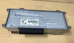 Details about 2007-2015 AUDI A4 B8 A5 8T SOUND SPEAKER AMP STEREO AMPLIFIER  8R0035223F