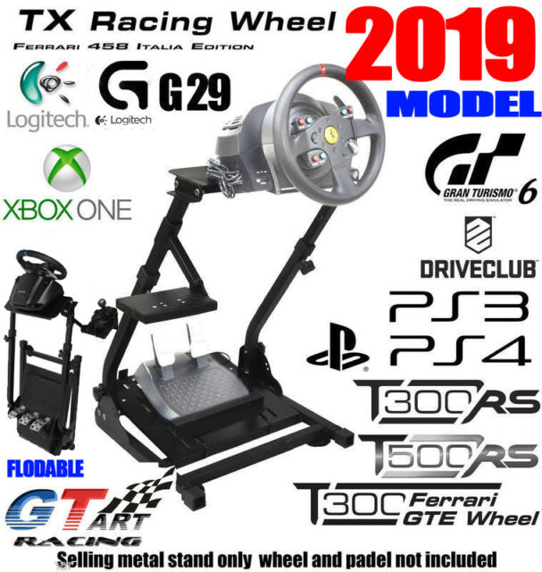 Controllers & Attachments NEW X FRAME GT ART Racing Simulator
