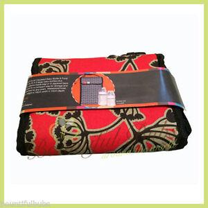 Change Mat Cooler /& Satchel Isoki Reversible Bowler Nappy Bag in Cherokee Spice