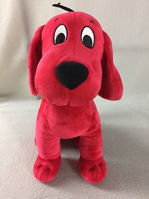 bf9f557bf7846 Clifford The Big Red Dog Plush Toy Kohls Cares For Kids Stuffed Animal 13