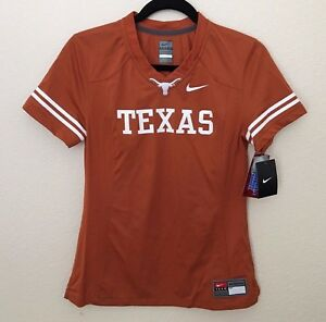 dc412ab11742 Image is loading Nike-NCAA-Texas-Longhorns-Women-039-s-Football-