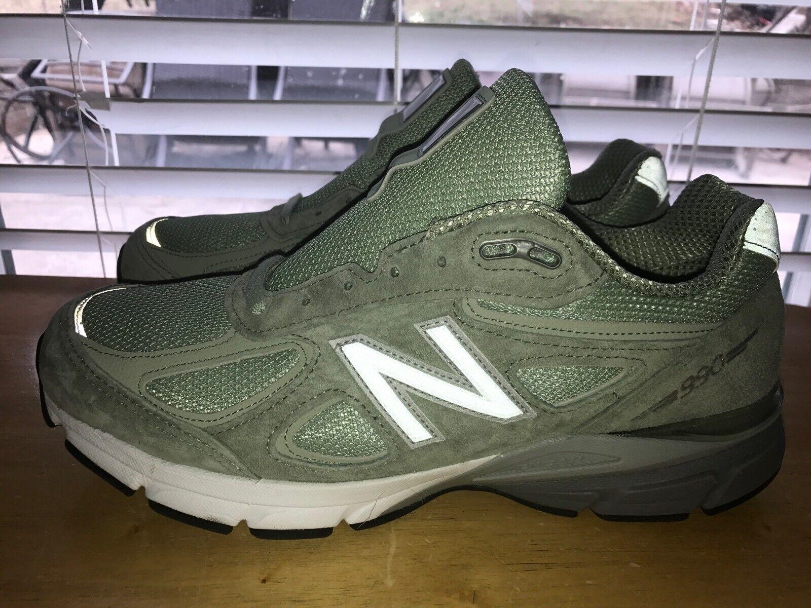 Debes ver fabuloso 990 Zapatos M990SM4 hombres NEW BALANCE 8 D GUC