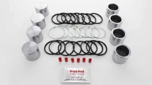 FRONT Brake Caliper Repair Kit BRKP24 Pistons for RANGE ROVER 1970-1994