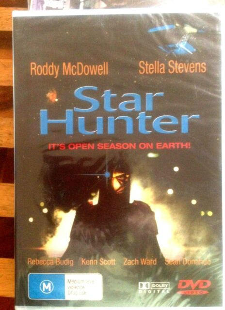 Star Hunter DVD*NEW *