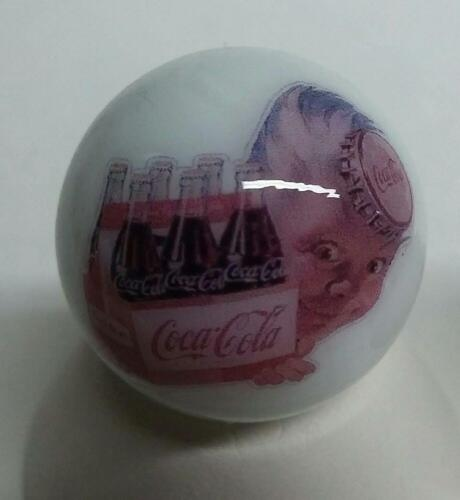Very Nice Coca Cola Glass Marble #5