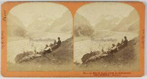 Chamonix-la-Mer-Da-Tergicristallo-Foto-Lamy-Stereo-PL55L1n-Vintage-Albumina