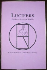 SIGNED-LUCIFERS-WALKER-BETWEEN-WORLDS-by-ROGER-WILLIAMSON-1994-1st-OCCULT
