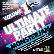DMC Ultimate Party Monsterjam Vol 1 Continuous mixed DJ CD