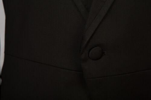 HERRINGBONE TAILCOAT JACKET WEDDING £99.99 100/% WOOL MENS ASCOT TAILS