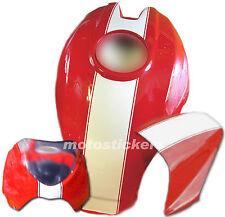 Ducati Monster - s4r - s4rs - Fascia adesiva centrale