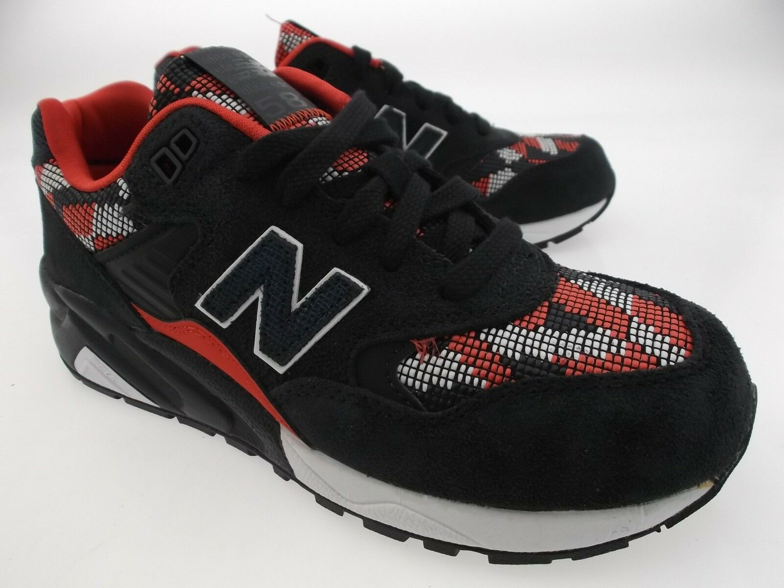 New Balance damen 580 Plastic Weave WRT580PW navy rot WRT580PW