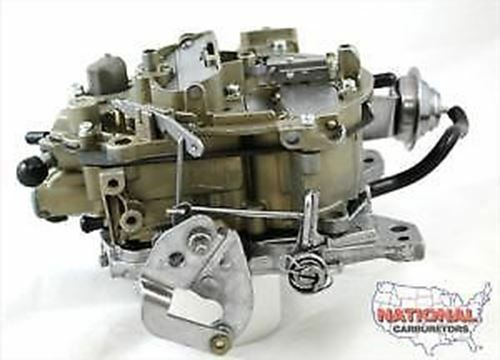 "Rochester Carburetor Fits 1985-86 Chevy Trucks 305/""-350/"" Engines Solenoid Plug"
