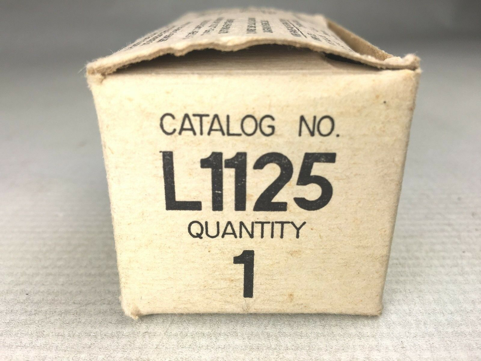 NEW IN BOX Qty 1 FPE L1125 Line Lug Kit