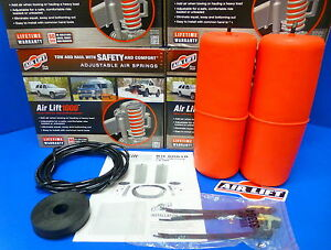 air lift 1000 air spring kit 60818