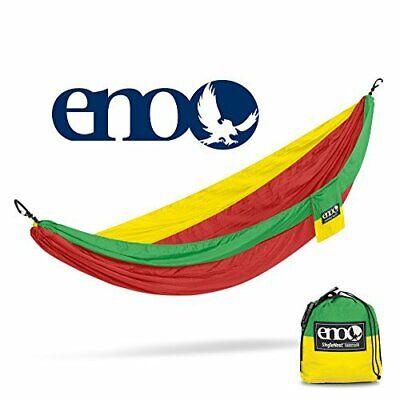New Eno Singlenest Hammock Rasta Portable Eagles Nest