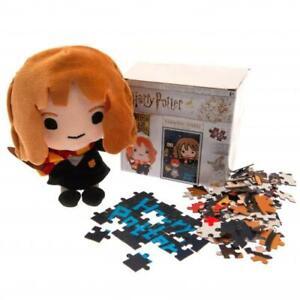 Harry Potter Plush & 3D Puzzle Hermione Official Merchandise