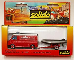 Solido-Toner-Gam-II-Citroen-C-35-Zodiac-1-50-Scale-No-368
