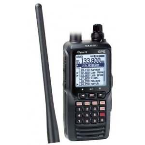 b571668ced8 YAESU FTA-750L SPIRIT Airband transceiver+ 66 Channel GPS + 3 YEAR ...