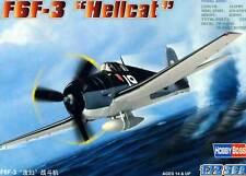 HobbyBoss F6F-3 Hellcat VF-4 1942 VF-6 1944 USS Intrepido 1:72 Modello kit kit