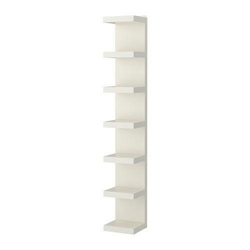 Ikea Lack Wall Shelf Unit Different Colors