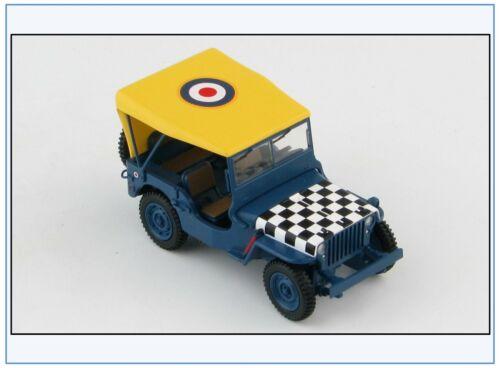 "Hg1613 Willy/'s jeep Royal Air Force /""Follow Me/"" hobby Master 1:48,neu /& 1941-45"