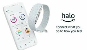 Amazon Halo Band – Measure how you move, sleep, and sound – Designed with privac