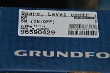 GRUNDFOS 96590429 5 METER KABEL SCHALTER AN AUS SPARE LEVEL CONTROL ON OFF NEU