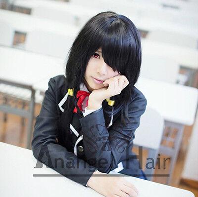Free Hair Cap + Japan Anime DATE A LIVE Tokisaki Kurumi Cosplay Wig Convention