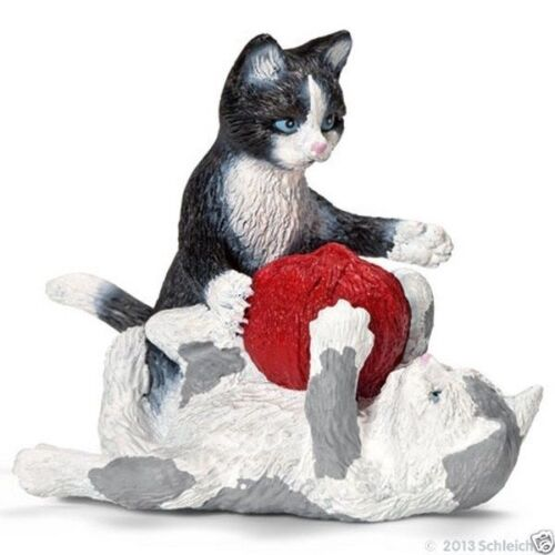 Schleich 13724 Kittens with ball of yarn  Amaizing detail