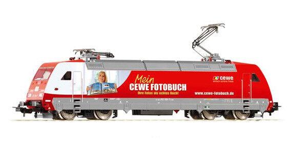Piko 59252 E-Lok Br 101 Cewe Digitale (AC) Nuovo con Conf. Orig.