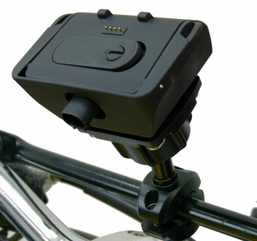 BuyBits Powered Motorcycle Crossbar Mount Dock for TomTom Urban Rider