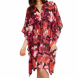 9934fef247 Image is loading Brand-New-Fantasie-Swimwear-Ecuador-Beach-Dress-Kaftan-