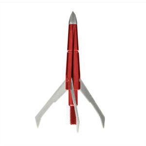 New Rocket Broadheads Hammerhead XT 100 gr Expandable Broadhead 3 Pack Model
