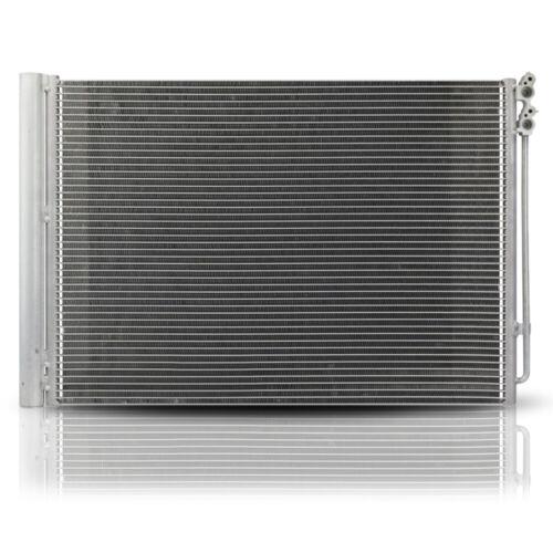 64509255983 Condenser AC  Fits 10-14 BMW 535I 3.0L-L6 OEM