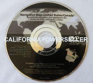 Cadillac Buick Pontiac Torrent Navigation DVD Update Map 7 3 GM Part