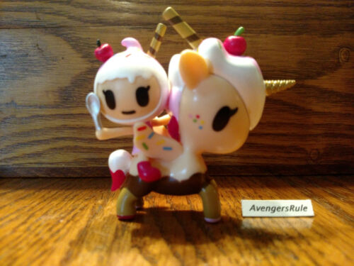TokiDoki Unicorno /& Friends Amarena /& Sundae