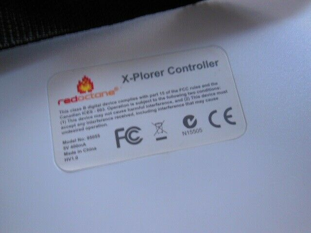 Controller, Xbox 360, Redoctane Guitar Hero