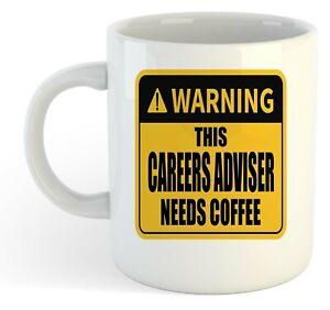 Warning-Esta-Careers-Adviser-Necesita-Cafe-Blanco-Taza-Regalo-Trabajo-Regalo