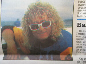 MICHEL-POLNAREFF-E-VIVA-LA-DIVA-45-TOURS-VINYLE-C-039-EST-LA-FIN-08-03-1990