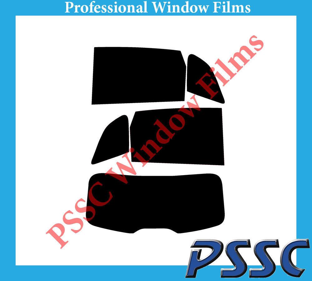 PSSC Pre Cut Rear Car Window Films - Vauxhall Antara 2006 to 2016