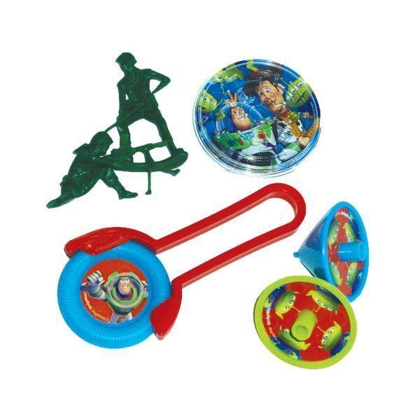 24 Pièces Toy Story Faveur Pack Fête Enfants Jouets Butin Remplissage Sac