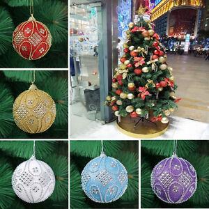 8CM-Glitter-Christmas-Balls-Baubles-Xmas-Tree-Hanging-Ornament-Natale-De-BHQ