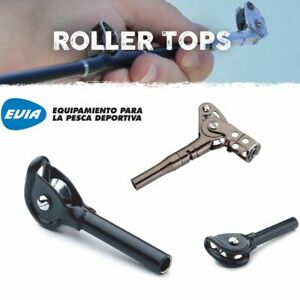 Details about Evia Spare Tip Top Rollers For Big Game Fishing Rods