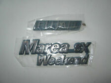Scritta posteriore Fiat Marea Weekend SW  [189.15]