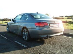 BMW 335 E91 E92 E93 2006 2007 2008  SCARICO +CENTRALE IN ACCIAIO MILLTEK MADE UK